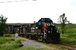 Train 529 OCR 1859,1828 @ Corktown Road Ottawa Ontario