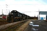 Train 521 OCR 1824,1828,1859 @ Vanleek-Hill Ontario