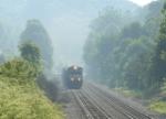 NS WB coal train on the Christiansbug district