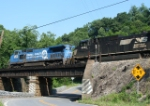 NS WB coal heading for Bluefield