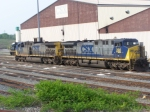 CSX 398 and 67