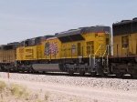 UP 8572 #2 power in an EB manifest at 1:02pm
