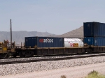 DTTX 62701 in a WB doublestack at 1:11pm