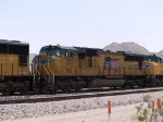 UP 5171 #3 power in a WB manifest at 12:14pm