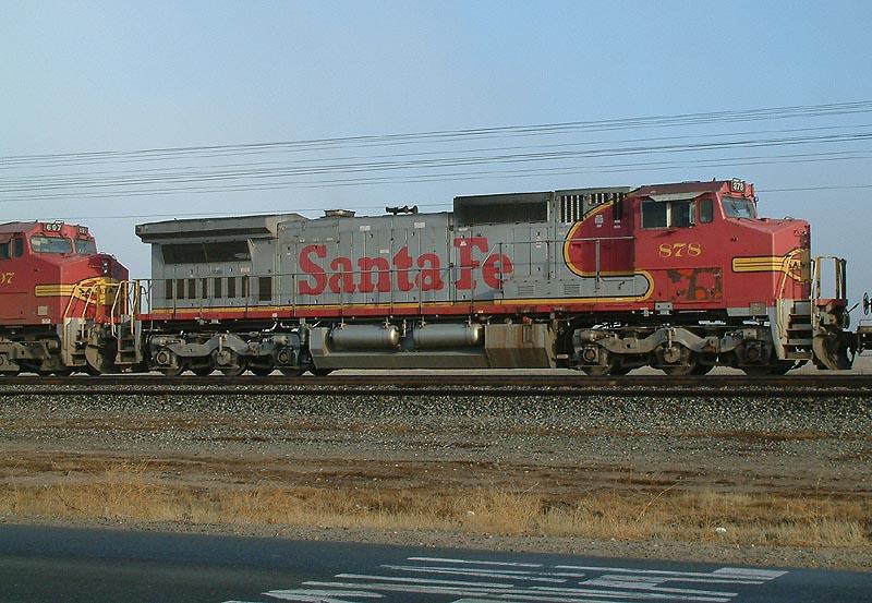 Santa Fe 878