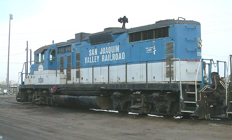 San Joaquin 2038