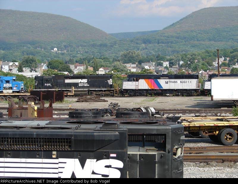 NS 3182 & SLC 311