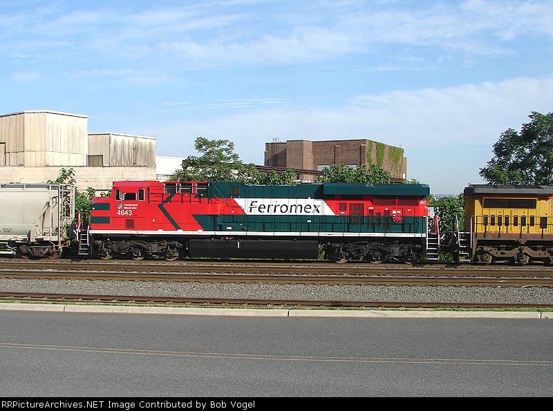 FXE 4643