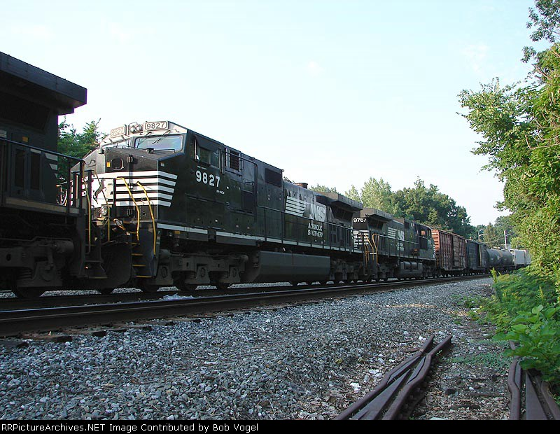 NS 9827 & 9767