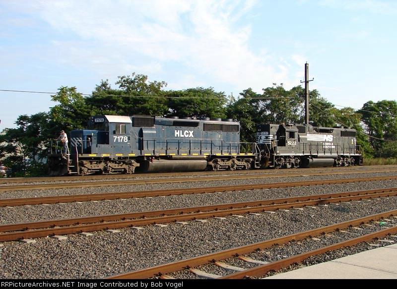 HLCX 7178 & NS 5222