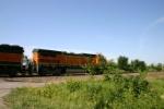 BNSF 537 sneaks by