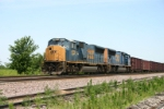CSX 4779 with ballast loads