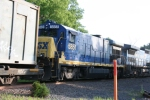 Front of CSX 5851