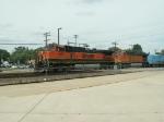 BNSF 1000 Rolls West