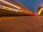 BNSF 4069 rolls West