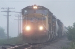 Southbound Manifest in the Fog