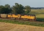 Westbound CSX Empty Coal Train