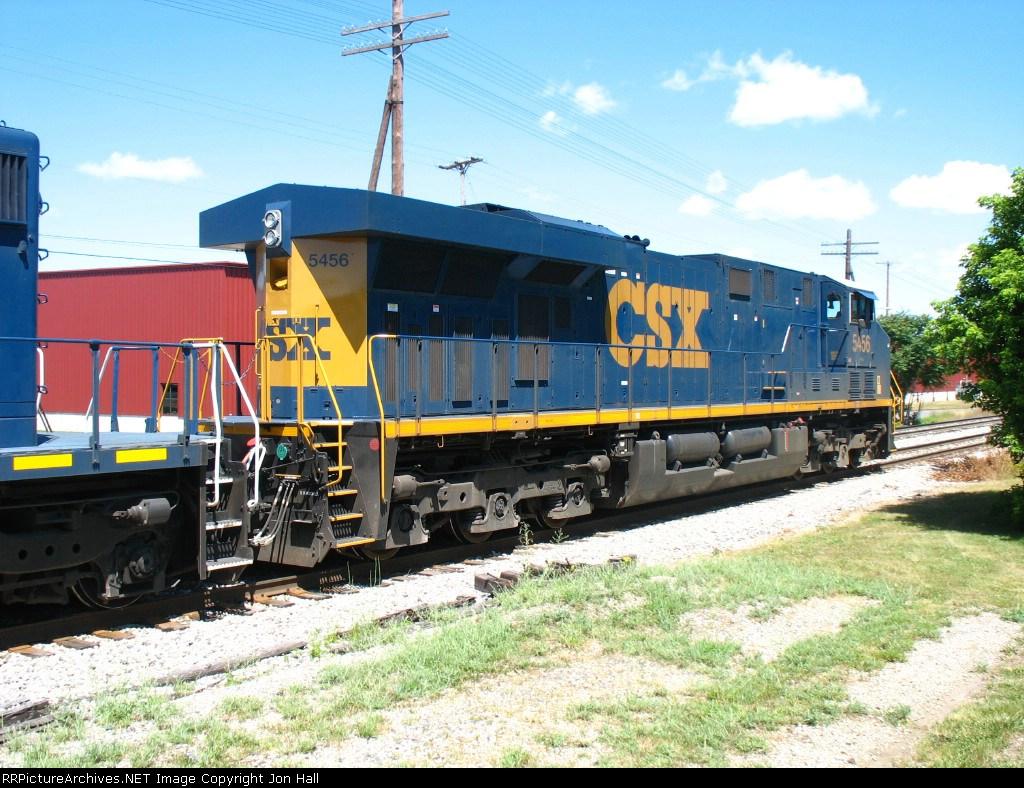 CSX 5456