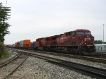 CP 9606 & 8536 waiting to go east with X500-16