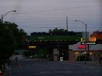 BNSF 9264 at 5:30 A.M.