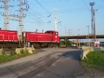 TRRA 1510 Enters the Yard