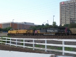 UP 6771 and UP 6181 (ex SP)