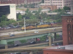 UP 4912 and 9149 (Bird's Eye View)