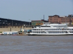 """UP 8188 passes a """"Riverboat"""""""