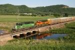 BNSF train VLPCPTL
