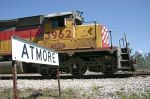 231 IN THE ATMORE YARD