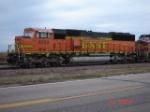 BNSF 9258