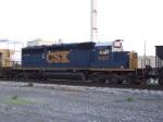 CSX 8107