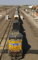 UP 4768 East