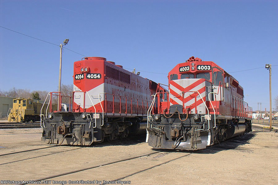 WSOR 4054 and 4003