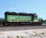 BNSF 2831