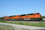 BNSF 9372 BNSF 6051 BNSF 6095