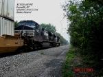 NS 9326    C40-9W      August 22, 2007