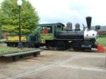 Porter at Huntsville Depot Museum