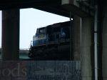 CSX 783(ex Conrail) waiting under I-95