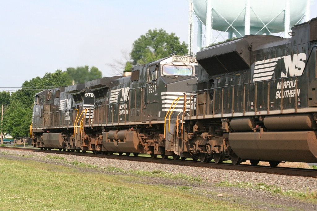 Trailing Engines on 21M