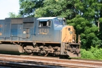 Side of CSX 4745