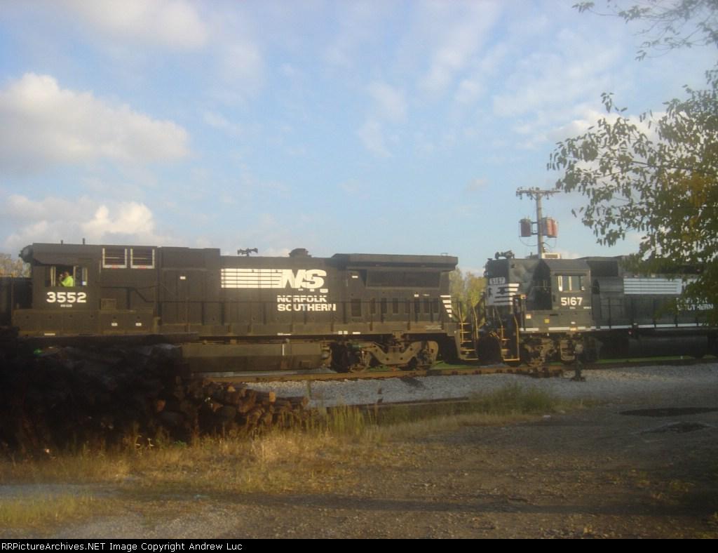 NS 331 NS 3552