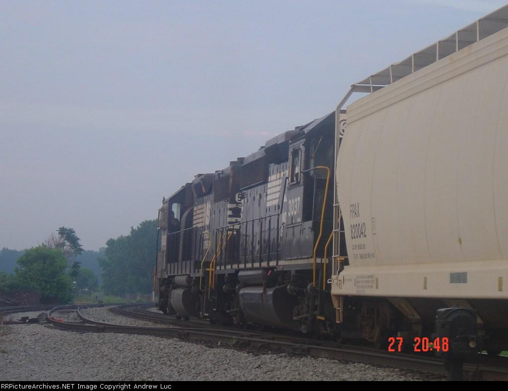 B31 w/NS 5002 & 3037