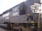 NS 3230 on the B31