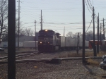 NS 262 roadrailers to Sandusky