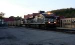 NS Coal At Dusk