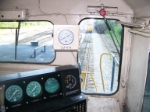 CSX 2244 Cab