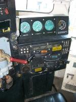 CSX 2244 Control Stand