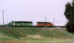 Tennessee Yard hump engines