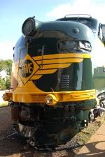 Erie E8A #833